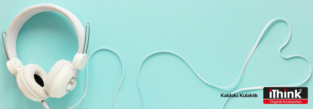 iThink Kablolu Kulaklıklar