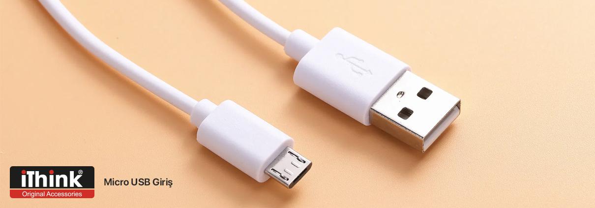 iThink Micro USB Giriş Kablolar